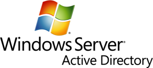 Windows Server Active Directory v black logo_2
